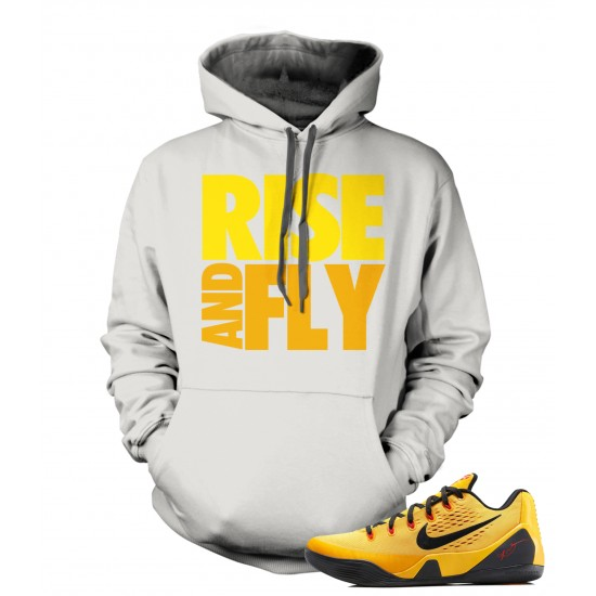 Rise And Fly - Dunk High Premium SB '510′ Hoodie