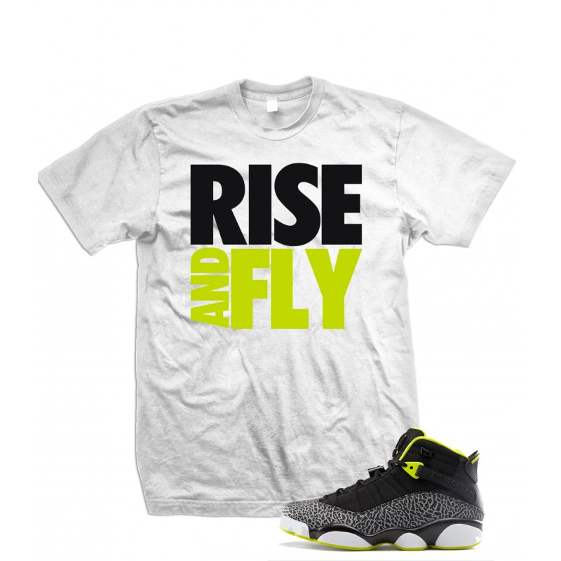 f027911edb Rise And Fly - Air Jordan 6 Rings