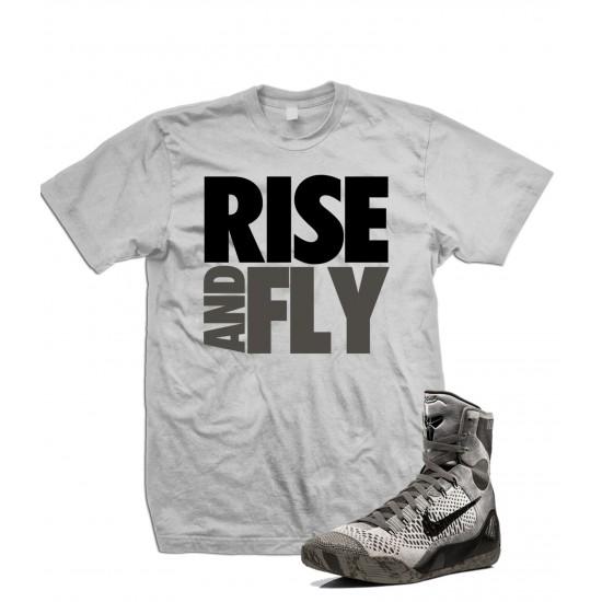 "Rise And Fly - Kobe 9 Elite ""Detail"" T Shirt"