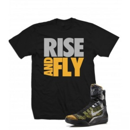 "Rise And Fly - Kobe 9 Elite ""Inspiration"" T Shirt"