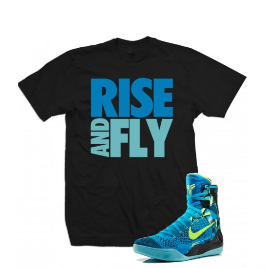"Rise And Fly - Kobe 9 Elite ""Perspective"" T Shirt"