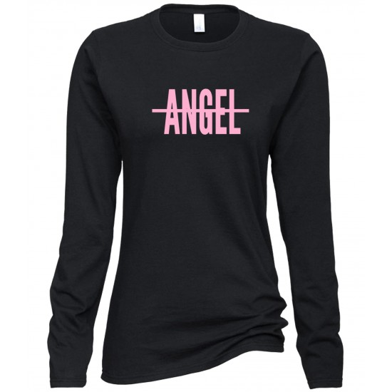 Beyonce Angel Juniors Long Sleeve T-Shirt
