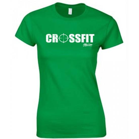 CrossFit Til I Die Juniors T Shirt
