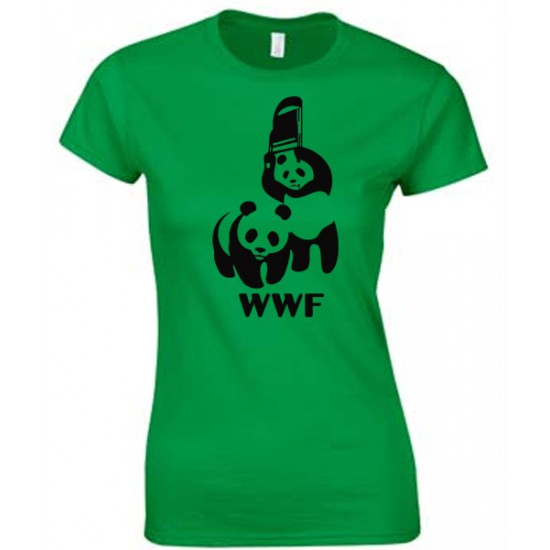 WWF Panda Fighting Juniors