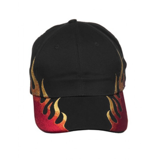 Monster Flame Hat