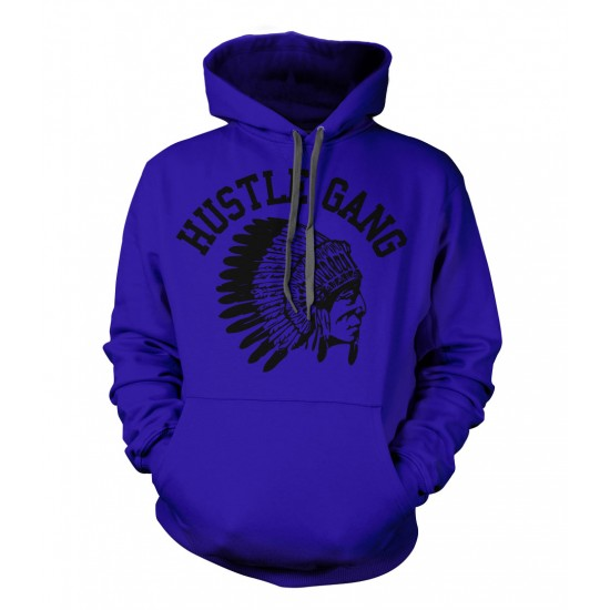 Hustle Gang Indian Hoodie