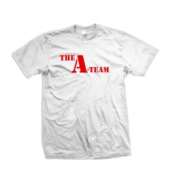 The A Team Logo T Shirt