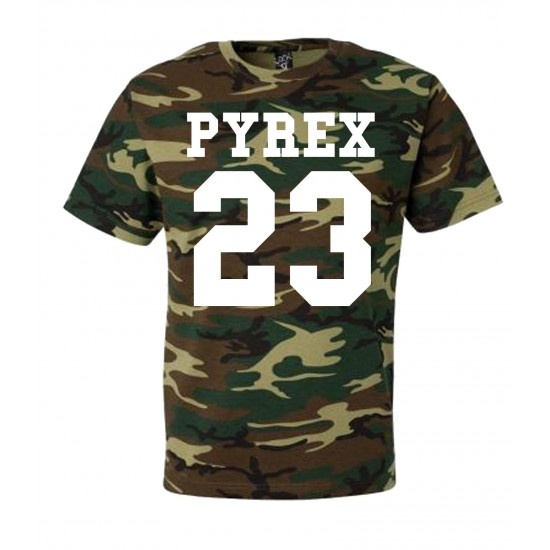 Pyrex Vision Camouflage T Shirt