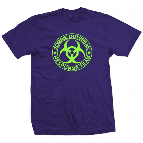 Zombie Outbreak Responsee Team Youth T Shirt