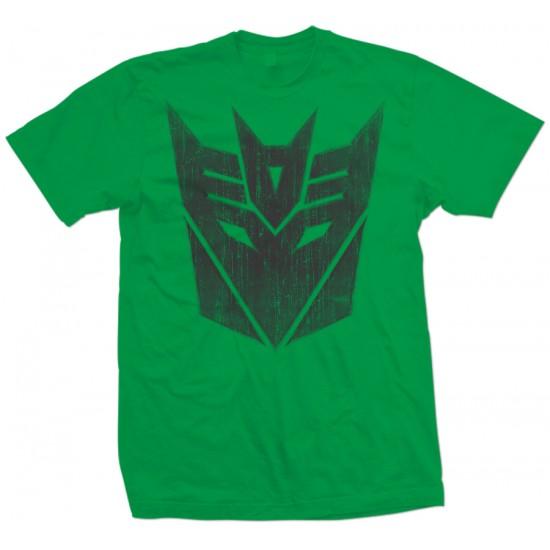 Decepticon Symbol Youth T Shirt