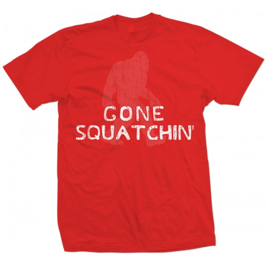 Gone Squatchin' Youth T Shirt
