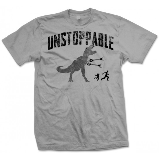 Unstoppable T-Rex Youth T Shirt