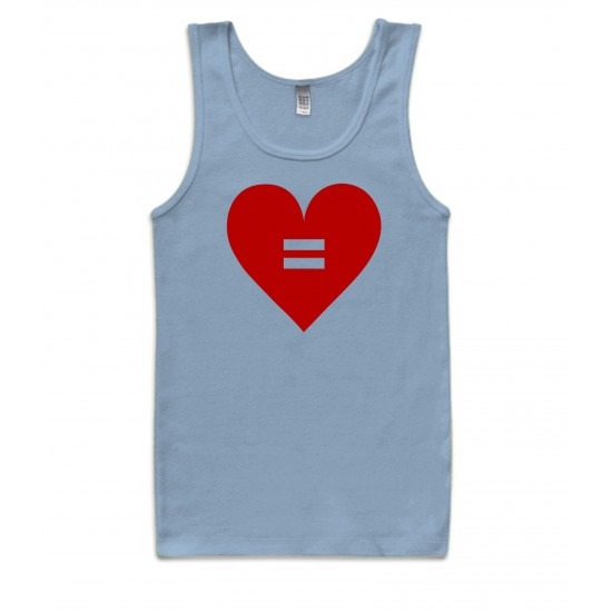 Equal Rights Heart Tank Top
