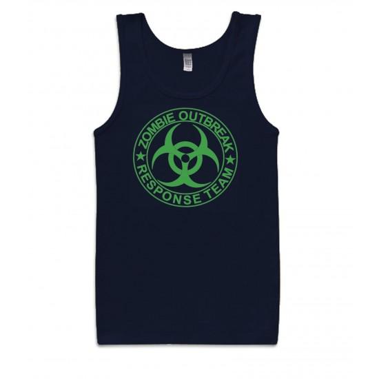 Zombie Outbreak Response Team Tank Top