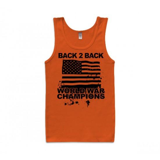 Back 2 Back World War Champions Tank Top