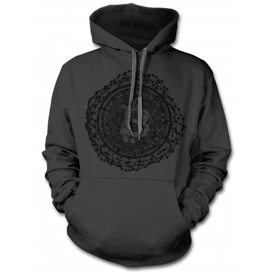 Bitcoin Connected Nodes Hoodie