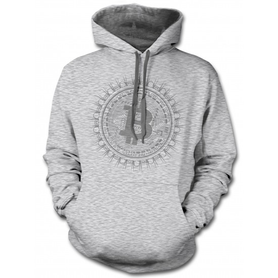 Bitcoin Coin Hoodie