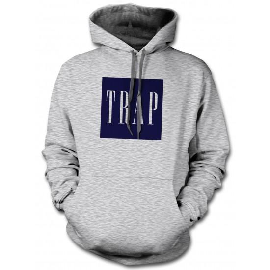 Trap Ring Spun Hoodie