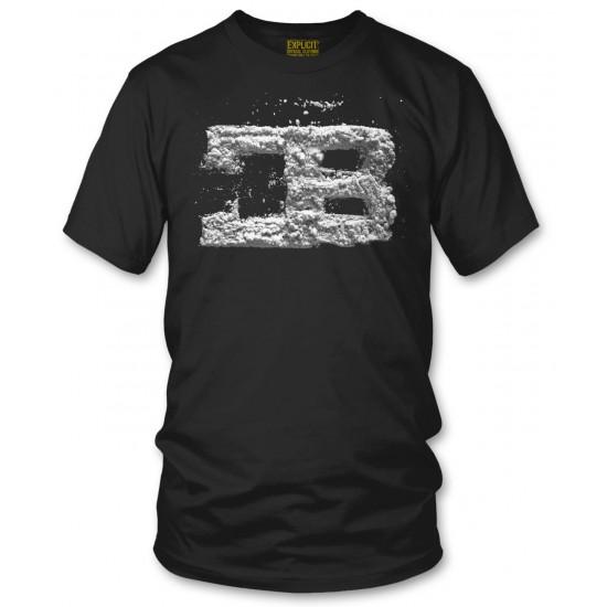 "CB Logo ""Powder"" T Shirt"