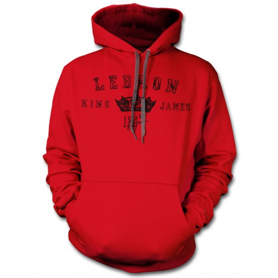 King Lebron James Signature Hoodie