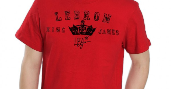 King Lebron James Signature Shirt Yh0 Jz210 Explicit