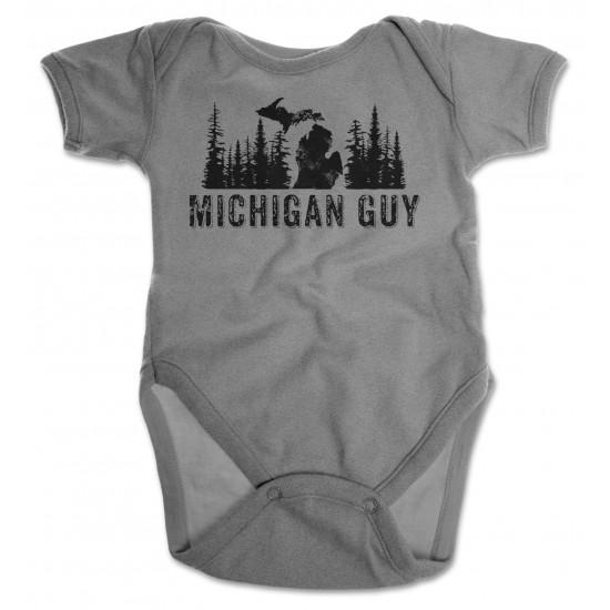 Michigan Guy Onesie