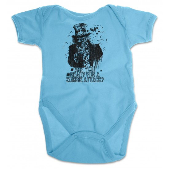 Zombie Uncle Sam Onesie Yk3 Rs804 Explicit Clothing