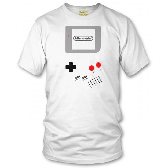 Nintendo Gameboy Costume T Shirt