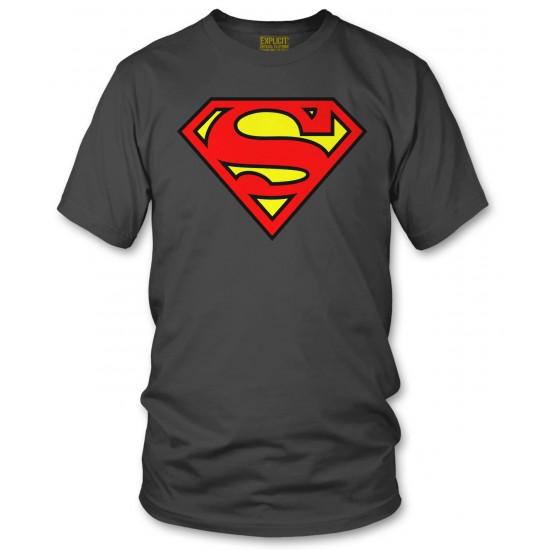 Superman Halloween Costume T Shirt