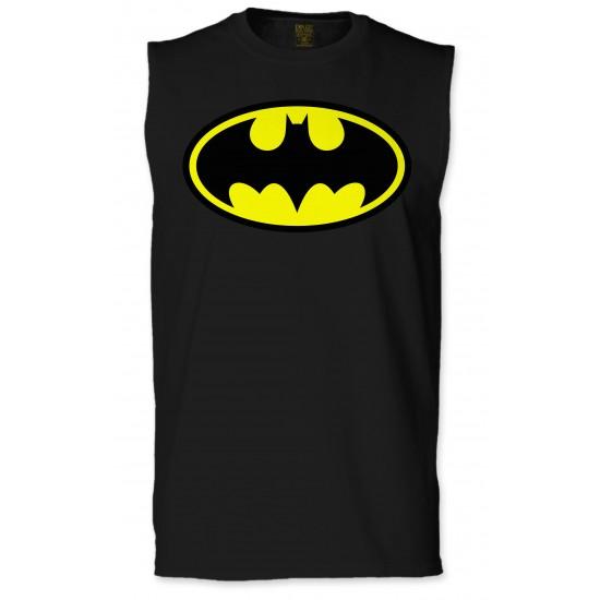Batman Halloween Costume Sleeveless T-Shirt