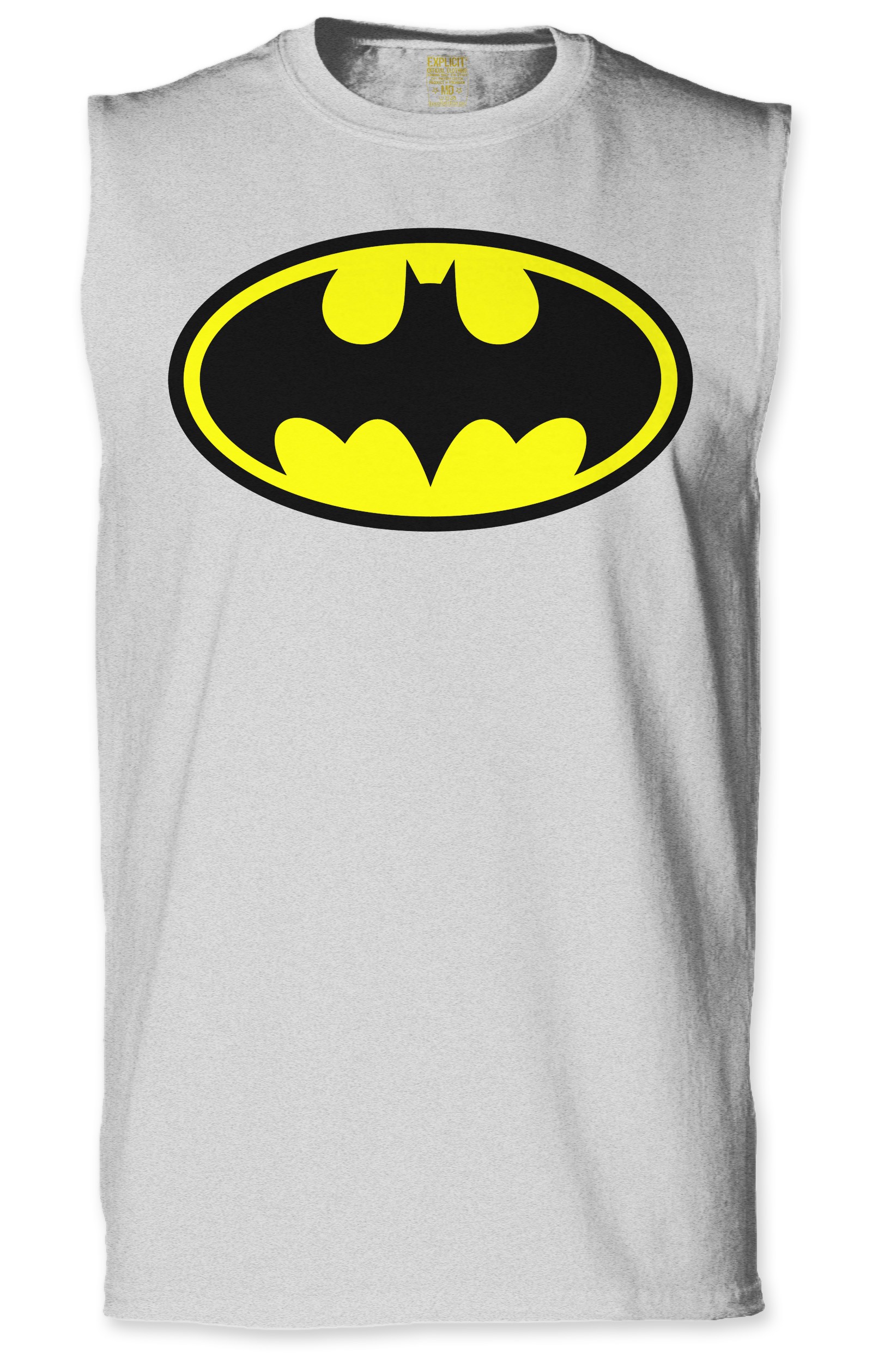 8 NEW Camo /& Black Batman Boys Muscle Shirt Size Medium