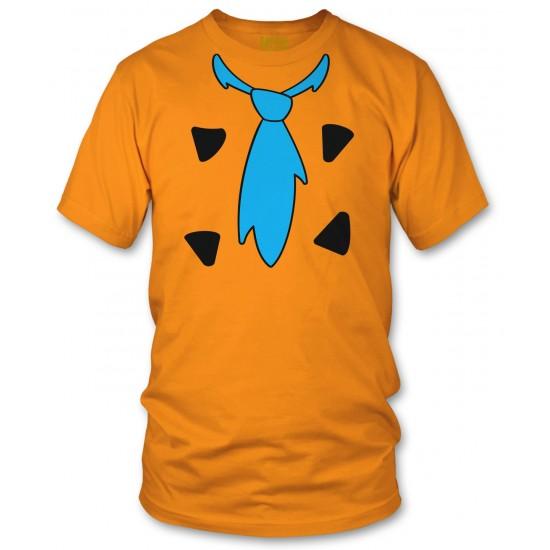 Fred Flintstone Halloween Costume T Shirt