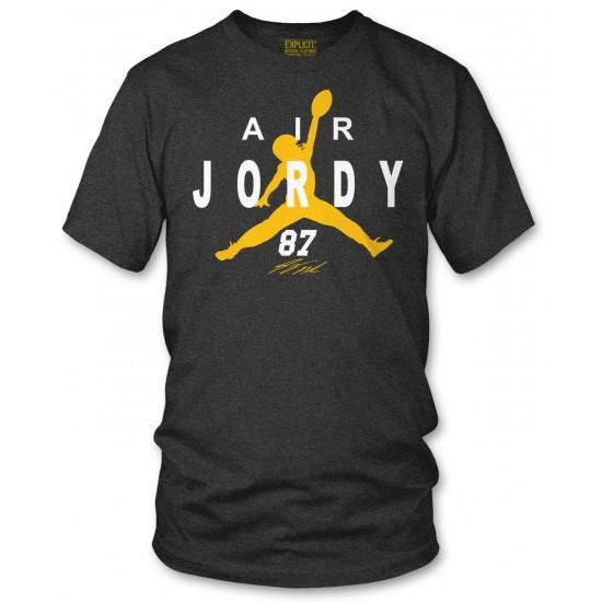 Air Jordy Nelson Green Bay Packers T Shirt