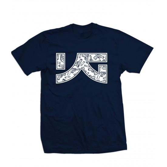 YG Drug Of Choice - Guns T Shirt