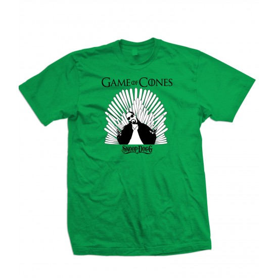 Snoop Dogg Game Of Cones T Shirt