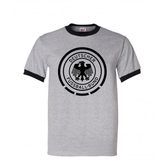 World Cup Soccer Germany Ringer T Shirt