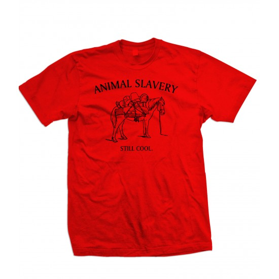 Animal Slavery Is Still Cool Youth T Shirt