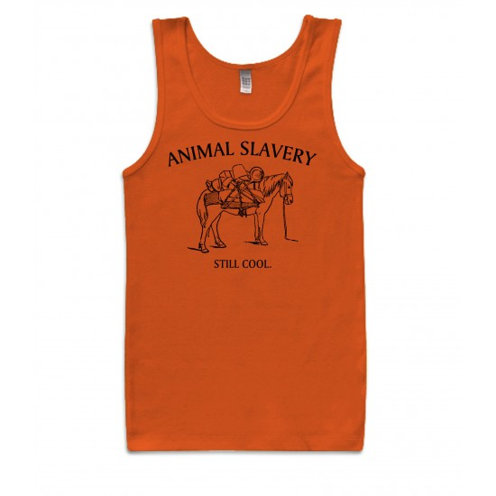 Animal Slavery Is Still Cool Tank Top