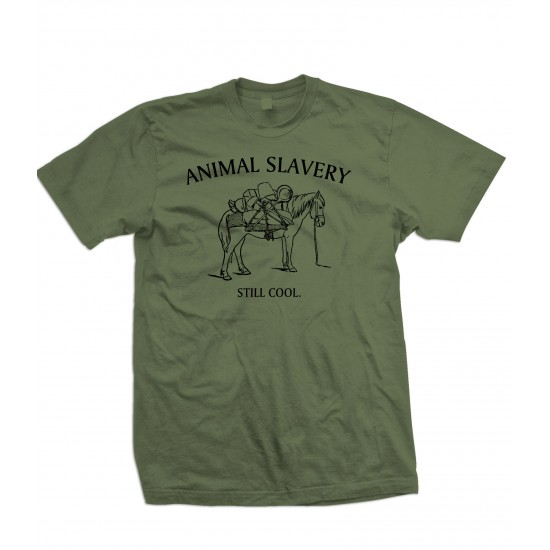 Animal Slavery Is Still Cool T Shirt