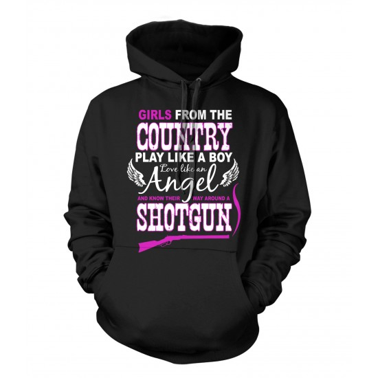 Girls From the Country Hoodie