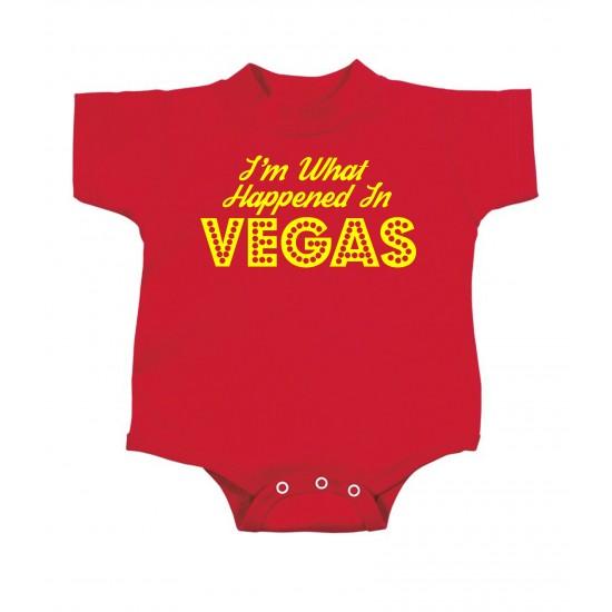 I'm What Happened in Vegas Onesie