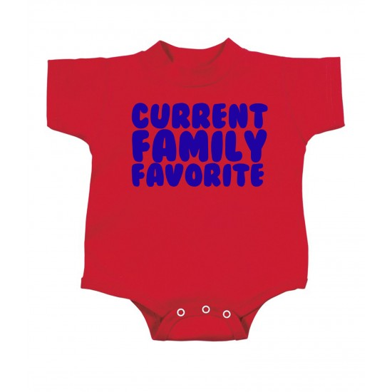 Current Family Favorite Onesie