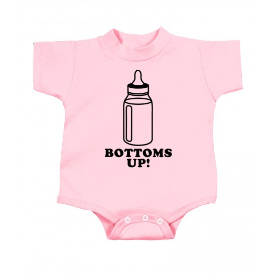 Bottoms Up Onesie