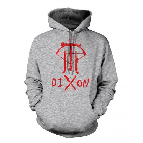 Daryl Dixon's Crossbow and Shotguns Hoodie