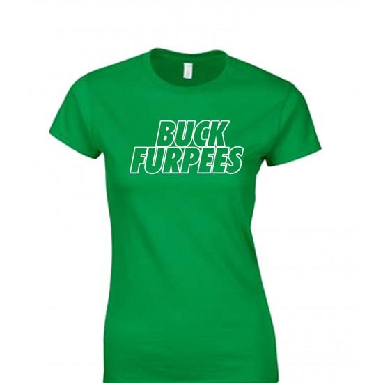 Buck Furpees Juniors T Shirt