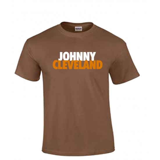 Johnny Cleveland T Shirt