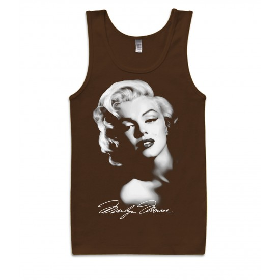 Marilyn Monroe Signature Tank Top