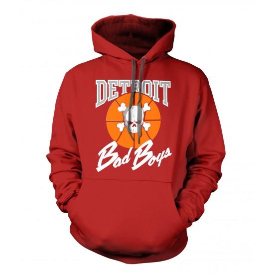 Detroit Pistons Bad Boys Hoodie