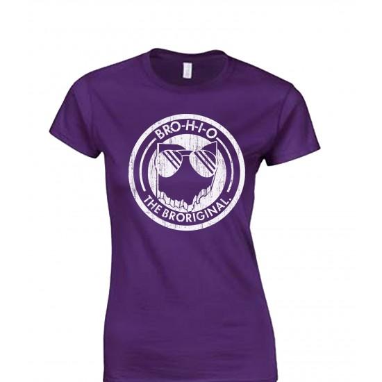 Brohio The Broriginal Juniors T Shirt
