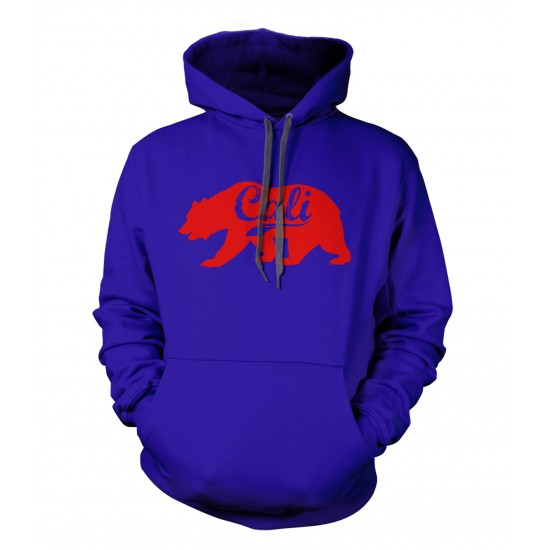California Grizzly Bear Youth Hoodie
